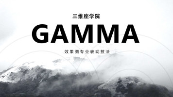 GAMMA专业室内表现标准流程
