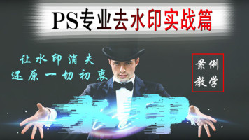 PS专业去水印实例高级教程(Photoshop)
