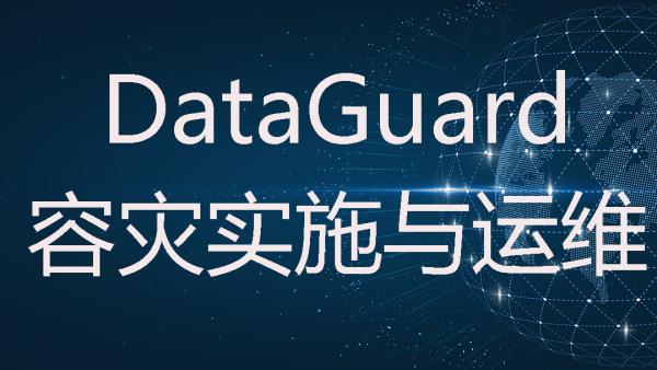 Oracle dataguard(请勿购买,需要的请购买第2季)