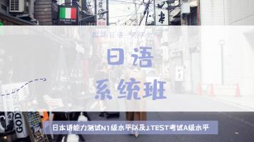 两天日语直播训练营