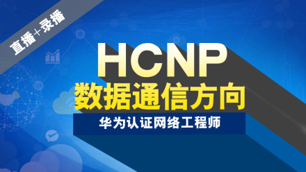 华为认证HCNP-RS 201班
