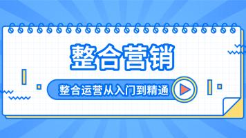 整合营销运营网络推广入门到精通【经典】