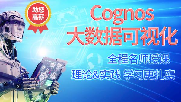 Cognos大数据可视化