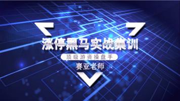 亿启教育 赛亚顶级操盘团队