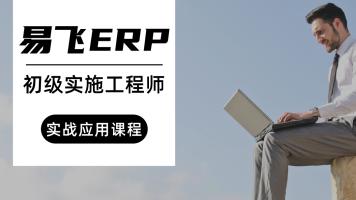 易飞ERP初级实施工程师/实施顾问/实战应用精品课