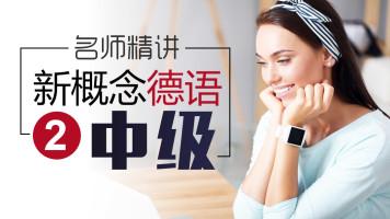 【上元网校】名师精讲 新概念德语2中级 语法口语提升在线录播