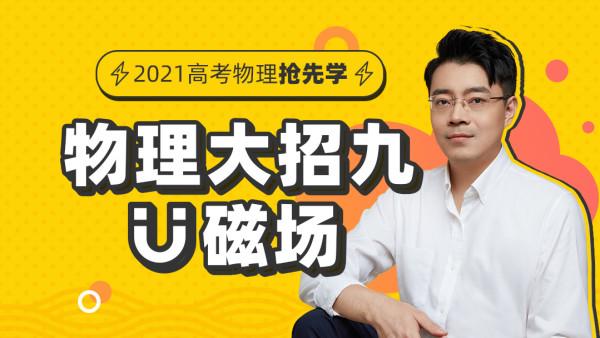 【2021大招系统班】大招九、磁场-王羽物理