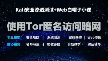 Kali安全渗透|web安全|linux|白帽黑客|网络安全|暗网|信息安全