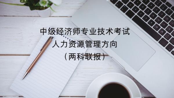 中级经济师专业技术考试人力资源管理方向(两科联报)