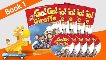 Go Go Giraffe 第一册