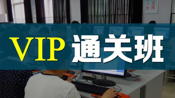 计算机二级ms office零基础VIP通关班课程,教材2本,题库软件