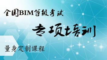 工程建设全国BIM技能等级考试考前专项培训