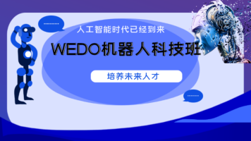 scratch结合wedo2.0科技班