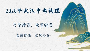 2020年武汉中考物理力学与电学综合