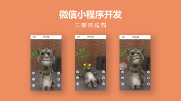 云图智联微信小程序教程视频教程-汤姆猫-YTW10