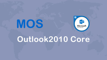 MOS Outlook2010 Core