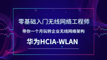 一个月带你深入掌握HCIA-WLAN