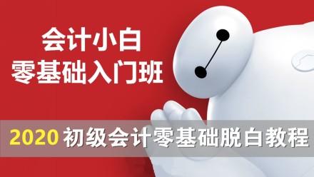 2020年初级会计职称考试小白零基础入门基础预习班名师王成瑶