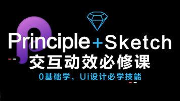 Principle+Skech交互动效必修课