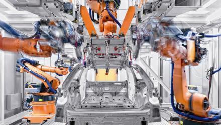 ABB机器人操作与基础编程
