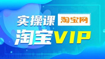 VIP 2020淘宝实操爆款课程 一年制【优梯教育】