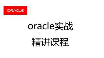 挑战万元高薪系列之oracle实战视频教程【源代码】