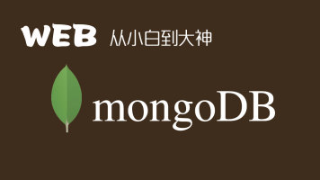 MongoDB-Web前端从小白到大神