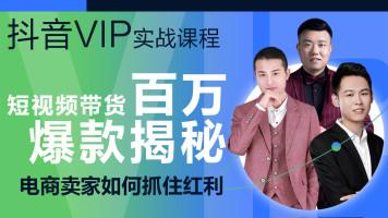 抖音短视频VIP课程