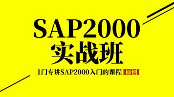 【江苏轩锐】钢结构SAP2000设计(管桁架、空间结构、网架)