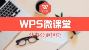 WPS Office2016版微课堂Word文字办公技巧集锦一