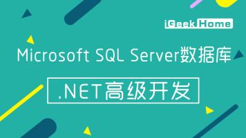 极客营-Microsoft SQL Server数据库