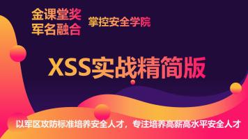 掌控-XSS实战/Web安全/kali/黑客信息安全/网络安全渗透linux运维