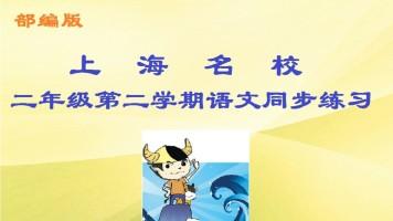 上海名校 二年级第二学期语文同步练习(部编版)——牛娃汇
