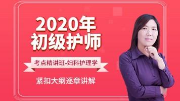 2020年初级护师-妇产科护理学