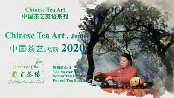 Chinese Tea Art Junior 中国茶艺初阶海外版