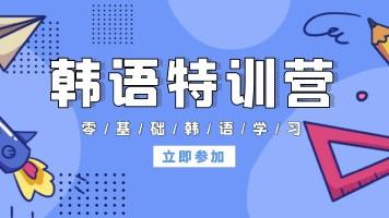 【11期特训营】咕咕韩语0基础真人直播上课纠音辅导