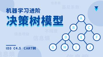 机器学习进阶 - 决策树模型