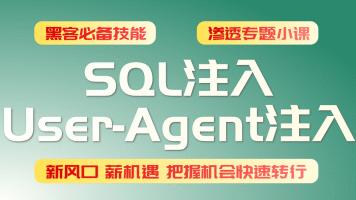 零基础入门 | SQL注入-User-Agent注入