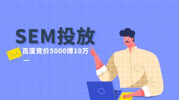 百度竞价5000博10万入门到精通/网络营销/SEM