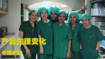 ISPN/RN课程培训国际护士出国-产后生理变化