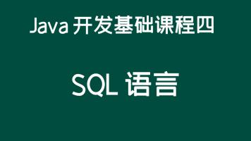 选修课四:SQL 语言【以 Oracle 为载体学习 SQL 开发语言】
