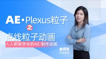 Plexus点线粒子动画