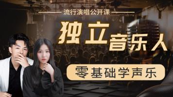 流行音乐/零基础学唱歌/真假声/颤音/咽音等唱歌技巧V zhisheng70