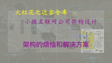 小微互联网公司架构设计