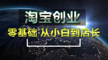 【淘金商学院】2018新品实操运营零基础新手淘宝网店全套课程