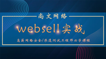 websell实战/黑客/linux/网络安全/信息安全/渗透测试