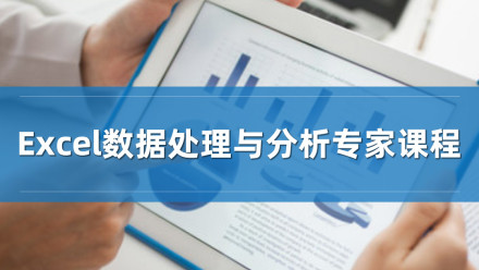 Excel数据处理与分析专家课程