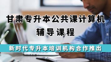 甘肃专升本公共课计算机新时代网络课程