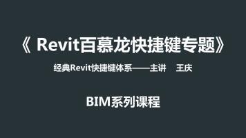Revit百慕龙快捷键专题