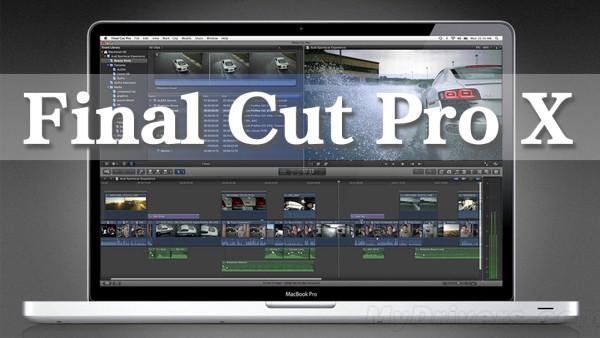 苹果Final Cut Pro X高级剪辑师基础入门至精通教学培训课程